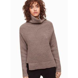 Aritzia Babaton Mika Knit Sweater